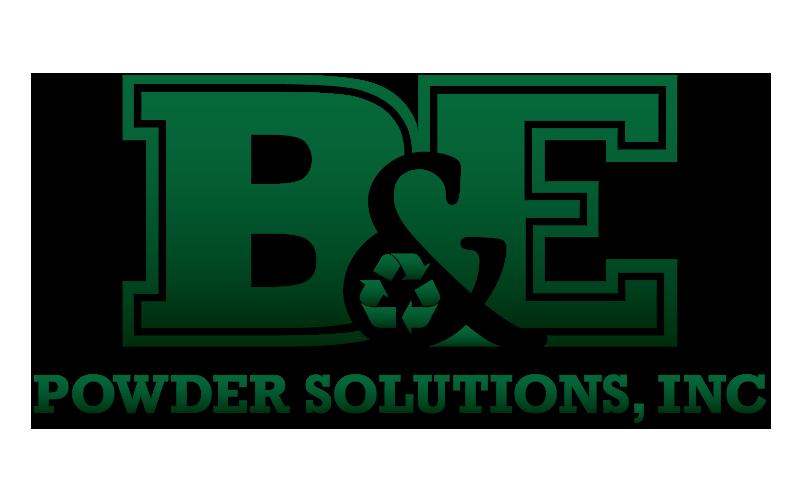 B & E Powder Solutions Logo