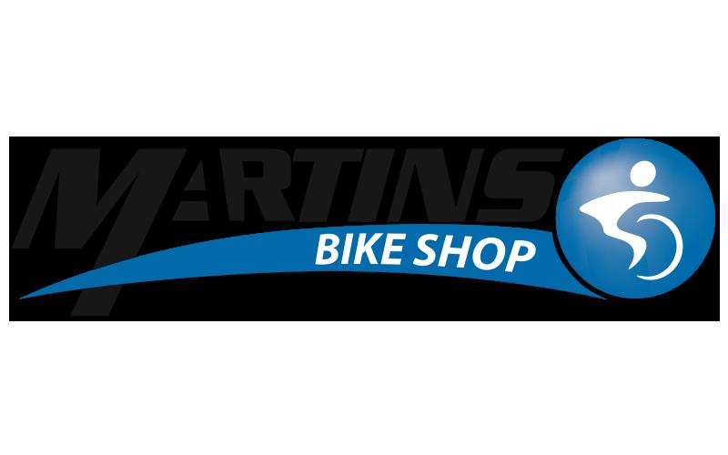 Martins Bike Shop Logo