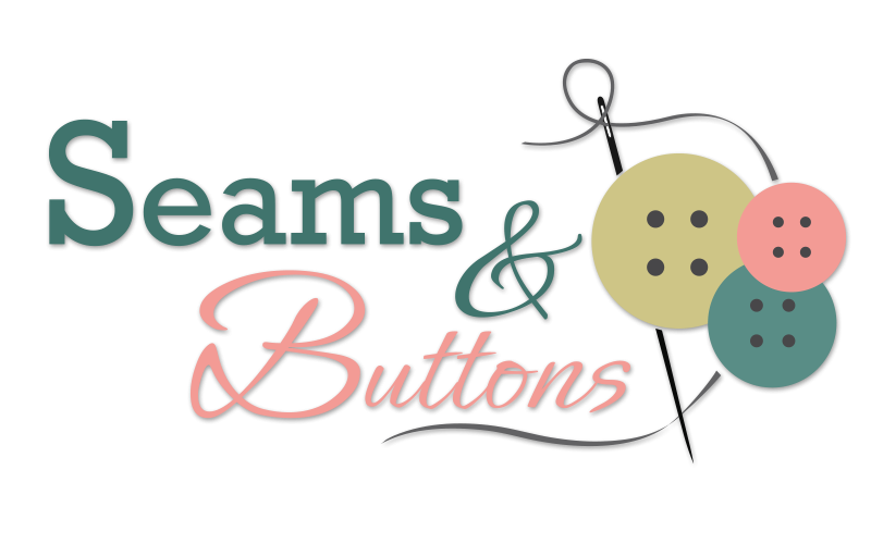 Seams-n-Buttons Logo