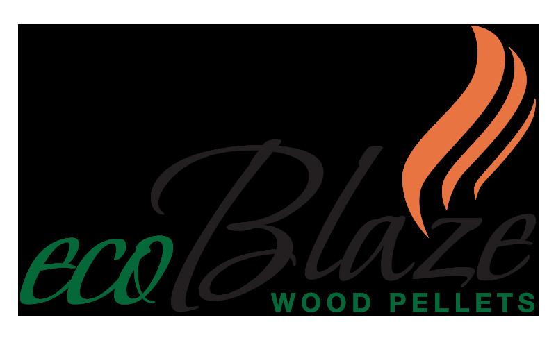 ecoBlaze Wood Pellets logo