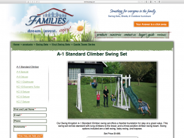FAMILIES Catalog end playset page - desktop